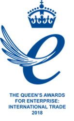 The Queen's award for Enterprise